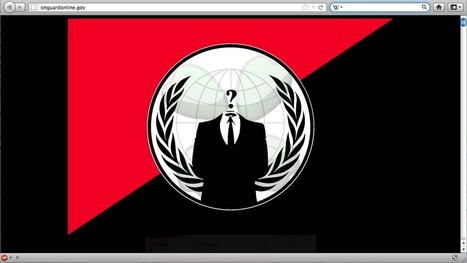 Anonymous Goes After World Governments in Wake of Anti-SOPA Protests | Digital Activism | Scoop.it