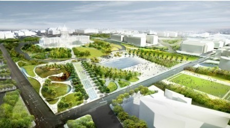 National Mall Finalists Exhibit Designs | URBANmedias | Scoop.it