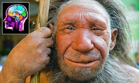 Humans developed schizophrenia after splitting off from Neanderthals | Aux origines | Scoop.it