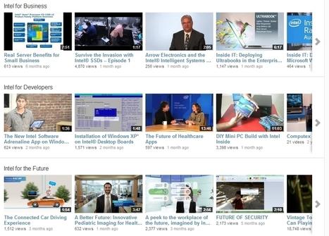 Un nouveau format pour les chaînes YouTube | ligne editoriale | Scoop.it
