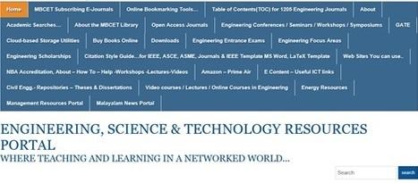 Engineering, Science & Technology Resources Portal | Escribir en ingeniería | Scoop.it