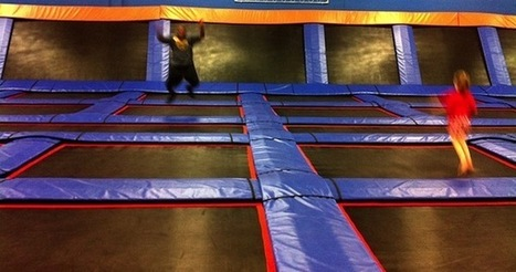Jump for joy: Hong Kong's first trampoline park   Wine n Beer Fun & Facts   Scoop.it