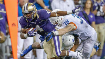 More college football teams making the dash to add hurry-up offenses - Los Angeles Times | Sports Ethics: Craig, L | Scoop.it