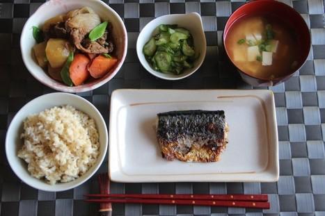 Japanese Dinner Menu 1 - Japanese Cooking 101 | Japanese cooking make you heathly | Scoop.it