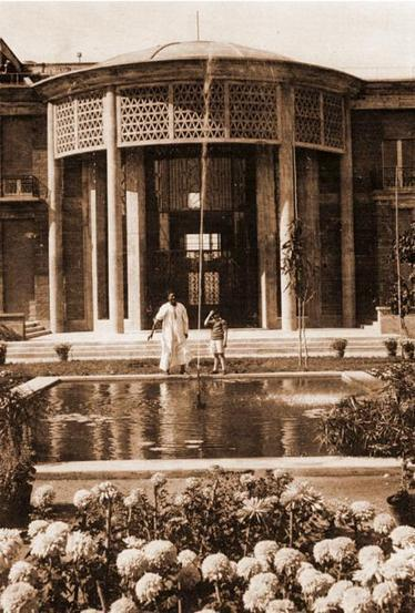 Alexandria: Villa Aghion by the Perret brothers | Égypt-actus | Scoop.it