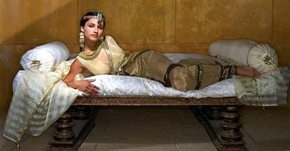 Cleopatra Miniseries In Development At Lifetime   Dos reinas poderosas de Egipto -Cleopatra vs. Nefertiti-   Scoop.it