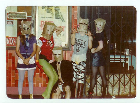 Alice Bag: Challenging patriarchy through punk from the 1970s to today | Fabulous Feminism | Scoop.it