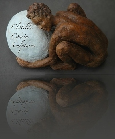 Clotilde Cousin - Sculptrice | Sculpture Modelage | Scoop.it