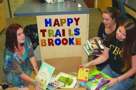 Library director turns another page - Cheatham County Public Library | Tennessee Libraries | Scoop.it