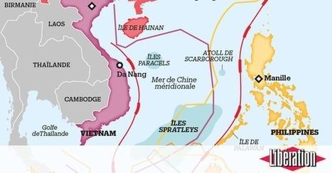Dix questions pour comprendre le conflit en mer de Chine méridionale   Géopoli   Scoop.it