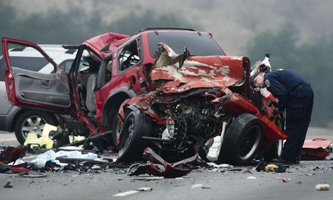 Driver arrested in Southern California crash that killed 6 had previous DUI | Deviant Behavior TR | Scoop.it