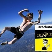 Parachuting for Dummies | Crowdfunding for my short humor videos | Scoop.it