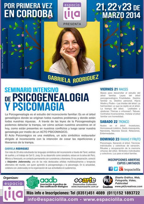 MARZO 2014 Seminario Intensivo de Psicogenealogia y Psicomagia   Psicología   Scoop.it