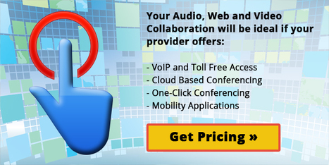 Top Trends & Features of Ideal Audio, Web and Video Conferencing | All about Telecom, Cloud Services and Internet Services | Scoop.it