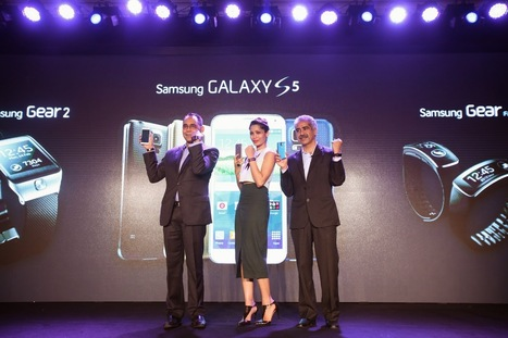 Technology, Gadgets, Quality, Product, Service: Press Release: SAMSUNG UNVEILS GALAXY S5   Project Management and Quality Assurance   Scoop.it