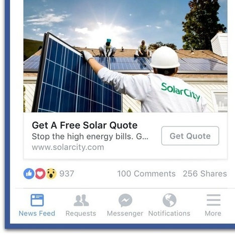 5 Tips for Creating Effective Facebook Mobile Video Ads | Marketing Stats and Insights | Scoop.it