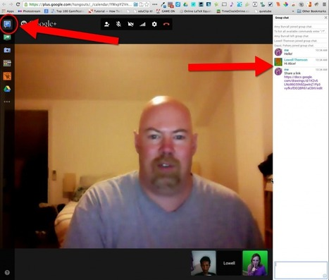 Chat in a Google Hangout | iGeneration - 21st Century Education | Scoop.it