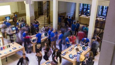 La Cnil épingle Apple pour avoir placé ses salariés sous surveillance «permanente» | Baueric - Economie numérique | Scoop.it