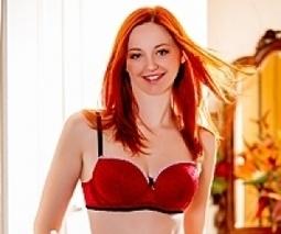 Cherryl is a super sweet busty redhead - PunterPress - Escorts News   Escorts   Scoop.it