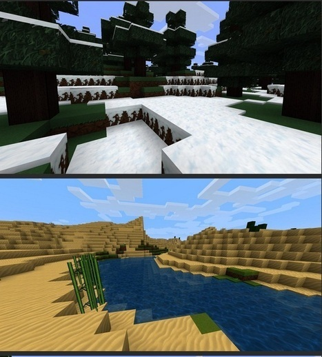 4Kids Revived 1.6.2 Texture Pack for Minecraft 1.6.2 | minecraft texture pack 1.6.2 | Scoop.it