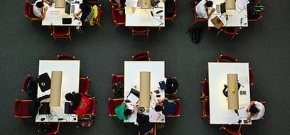 Studenten die naar de bibliotheek gaan presteren beter | Schoolmediatheken | Scoop.it