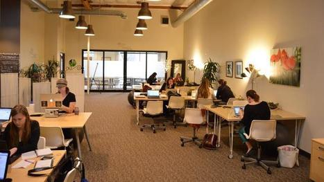 Here is why co-working spaces make sense for freelancers - Chicago Business Journal | Freelancing | Scoop.it