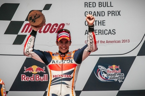 2014 Red Bull Grand Prix of The Americas MotoGP race tickets now on sale | Ductalk Ducati News | Scoop.it