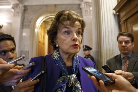 Feinstein: CIA searched Intelligence Committee computers, violating Constitution and breaking the law   txwikinger-news   Scoop.it
