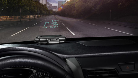 Your Smartphone Is Now On Your Windshield   Future is Orange - No its Mobile   Scoop.it