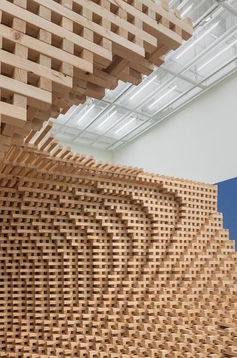 Part to Whole by HG-Architecture | LIVE COMPONENTS » CONTEMPORIST | Adolfo Jordan | Scoop.it