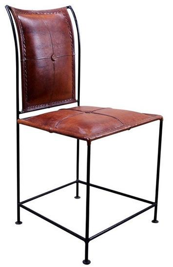 Iron And Leather Chair | Iron And Leather Chair | Scoop.it