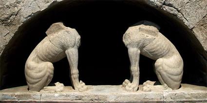 Arqueólogos revelan el misterio de la tumba de Anfípolis en Grecia | ArqueoNet | Scoop.it