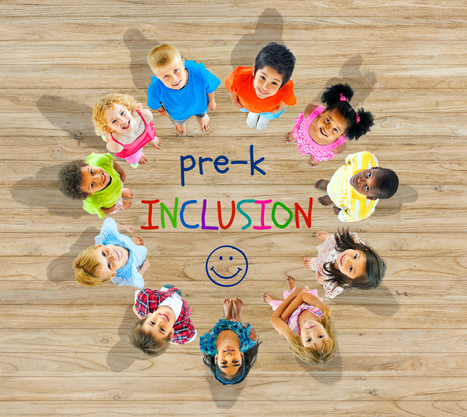 Is Your Early Childhood Program Ready for Inclusion? (Part 1) | Inclusion Lab | Kindergarten | Scoop.it