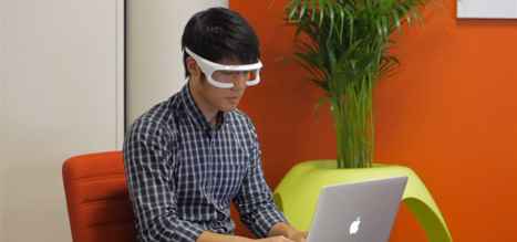 Light-emitting headset reduces tiredness | Curious Mind | Scoop.it