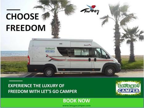 Campervan Hire TURKEY, Motorhome Rental Istanbul, Antalya ... | Campervan Rental Turkey | Scoop.it