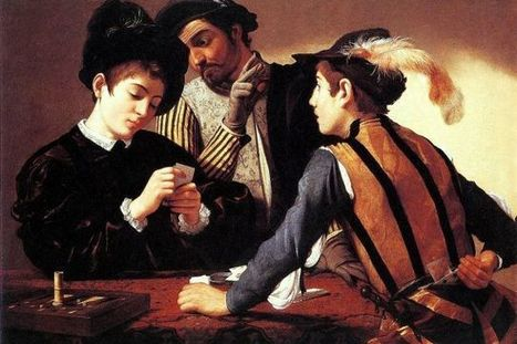 All the places where to see Caravaggio's art in Rome | Art-Arte-Cultura | Scoop.it