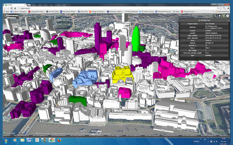 City Information MODELING | Data and Algorithms. Everyday life and culture | Scoop.it