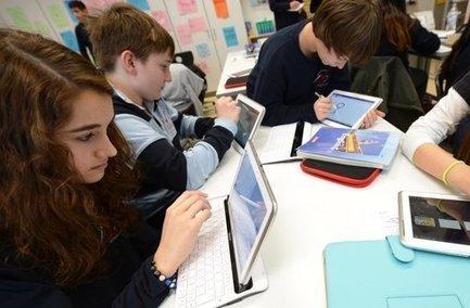 Computer im Unterricht: Was digital  in den Klassen läuft | Digitales Lernen | Scoop.it