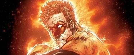 Review VF - Geoff Johns présente Green Lantern tome 7 : Agent Orange | DCPlanet.fr | littérature jeunesse | Scoop.it