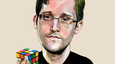 Lunch with the FT: Edward Snowden, the world's most famous whistleblower - FT.com | Information Technologies and Political Rights | Scoop.it