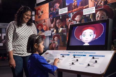 Pixar: the algorithms behind the art | Mark Feeney | The Boston Globe | Digital Media Literacy + Cyber Arts + Performance Centers Connected to Fiber Networks | Scoop.it