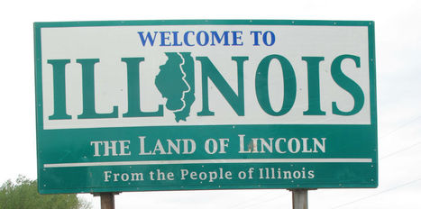 Illinois ranked second flattest state, and flattest is not Kansas | Pre-AP Geography | Scoop.it
