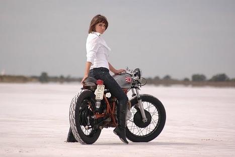 Honda CB360 /RR - Rising Racer | Vintage Motorbikes | Scoop.it