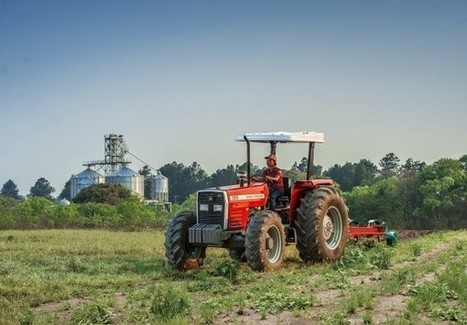 Massey Ferguson launches new entry-level tractors and implement range for Africa and Middle East | African Press Organization - APO | Scoop.it