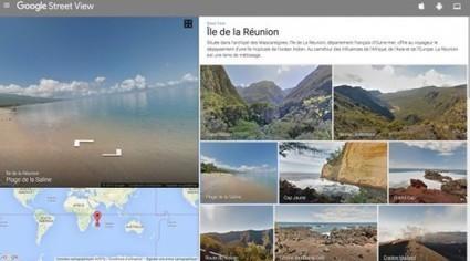 Découvrez 255 km de pistes sur l'île de la Réunion avec Street View. | TIC et TICE mais... en français | Scoop.it