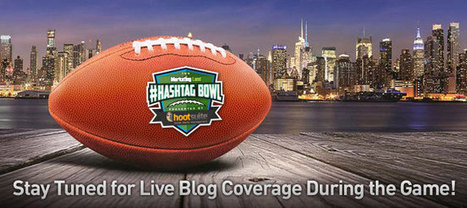 The #Hashtag Bowl - Marketing Land's Annual Count of Super Bowl Social Media Mentions   Sports marketing ,advertising, and brand management   Scoop.it