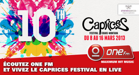 One FM fait des caprices | Radio 2.0 (En & Fr) | Scoop.it