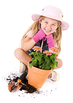 Gardening with Children   Gardening with kids   Scoop.it