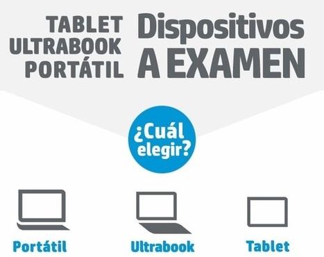 Diferencias entre Portátil, Ultrabook y Tablet   RINTE   Scoop.it