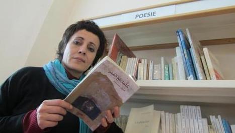 Calais : Fadwa Suleiman, poète et militante syrienne, au lycée Sophie-Berthelot   Actualités du lycée Sophie Berthelot - Calais   Scoop.it
